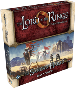 Lord of the Rings : The Card Game - The Sands of Harad